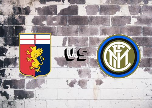 Genoa vs Internazionale  Resumen y Partido Completo
