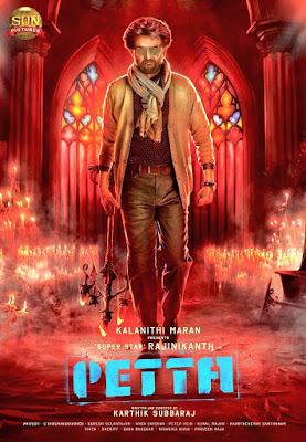 Petta 2019 Hindi ORG 480p WEB HDRip 500Mb x264