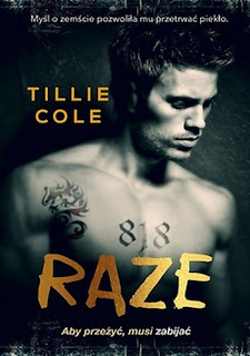 Tillie Cole - Raze || przedpremierowo