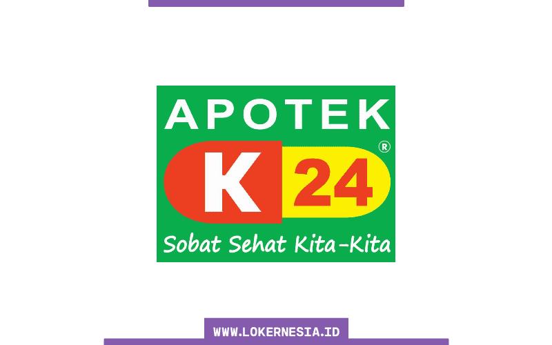 Lowongan Kerja Apotek K 24 Yogyakarta Desember 2020 Lokernesia Id