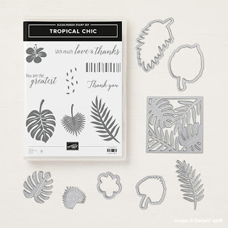 Tropical Chic Bundle by Stampin' Up!
