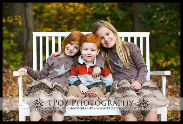 Crofton Family Portrait