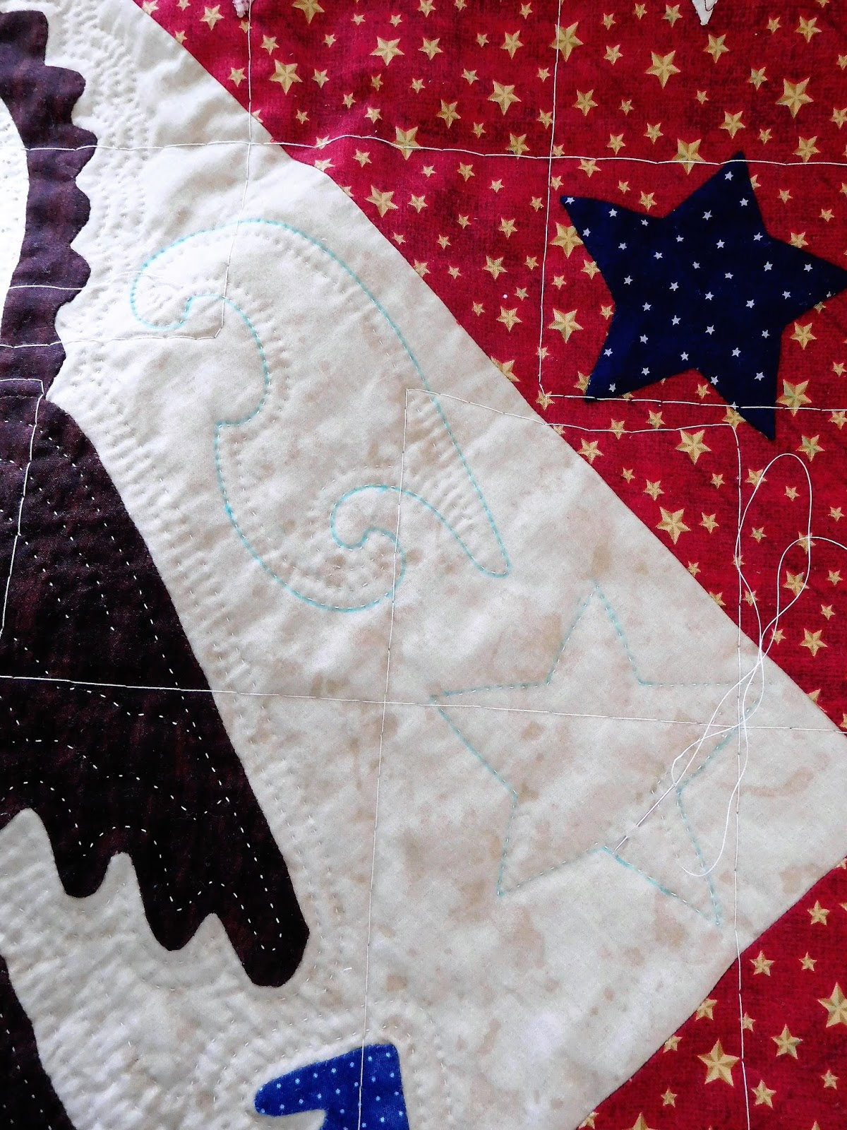 Quilts, Gravestones, and Elusive Ancestors: Gypsy and Eagle