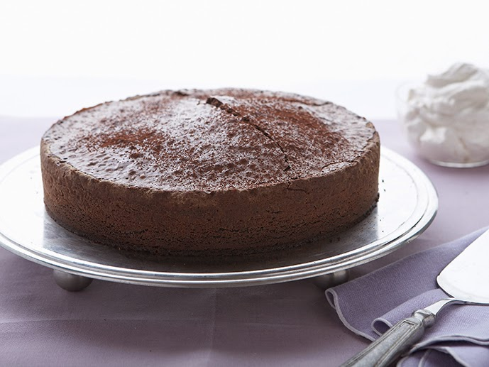 http://www.foodnetwork.com/recipes/food-network-kitchens/flourless-chocolate-cake-recipe.html