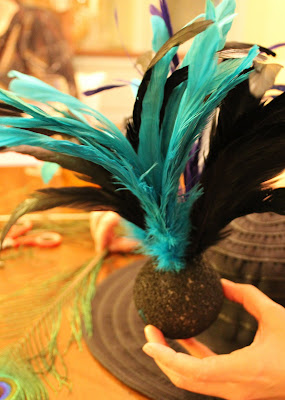 make hat