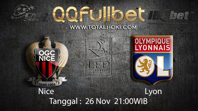 PREDIKSIBOLA - PREDIKSI TARUHAN BOLA NICE VS LYON 26 NOVEMBER 2017 (LIGUE 1)