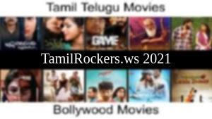 TamilRockers ws 2021