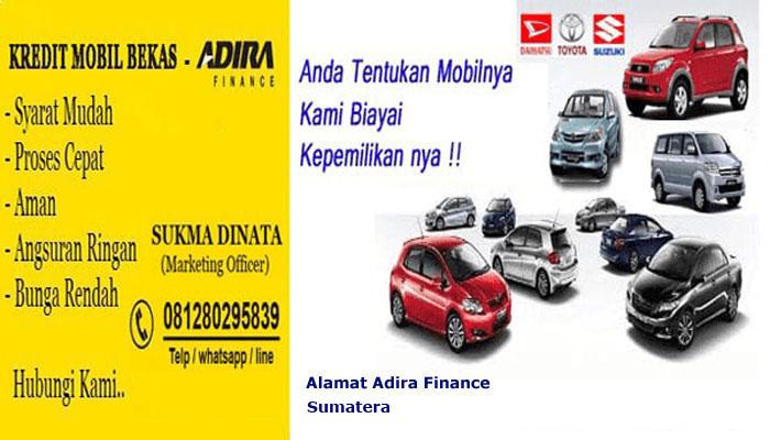 alamat adira finance sumatera