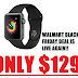 Apple Watch Series 3 $129 + Free Shipping - WALMART BLACK FRIDAY DEAL IS LIVE AGAIN