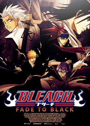 Bleach Movie 3: Fade to Black - Kimi no Na wo Yobu [Película] [HDL] 280MB [Sub Español] [MEGA]