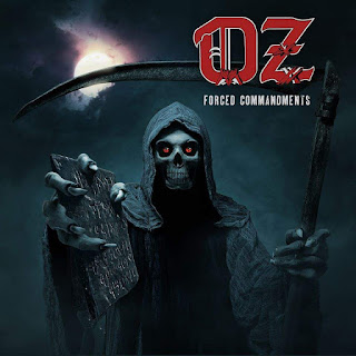 "Το τραγούδι των Oz ""Prison Of Time"" από το album ""Forced Commandments"""