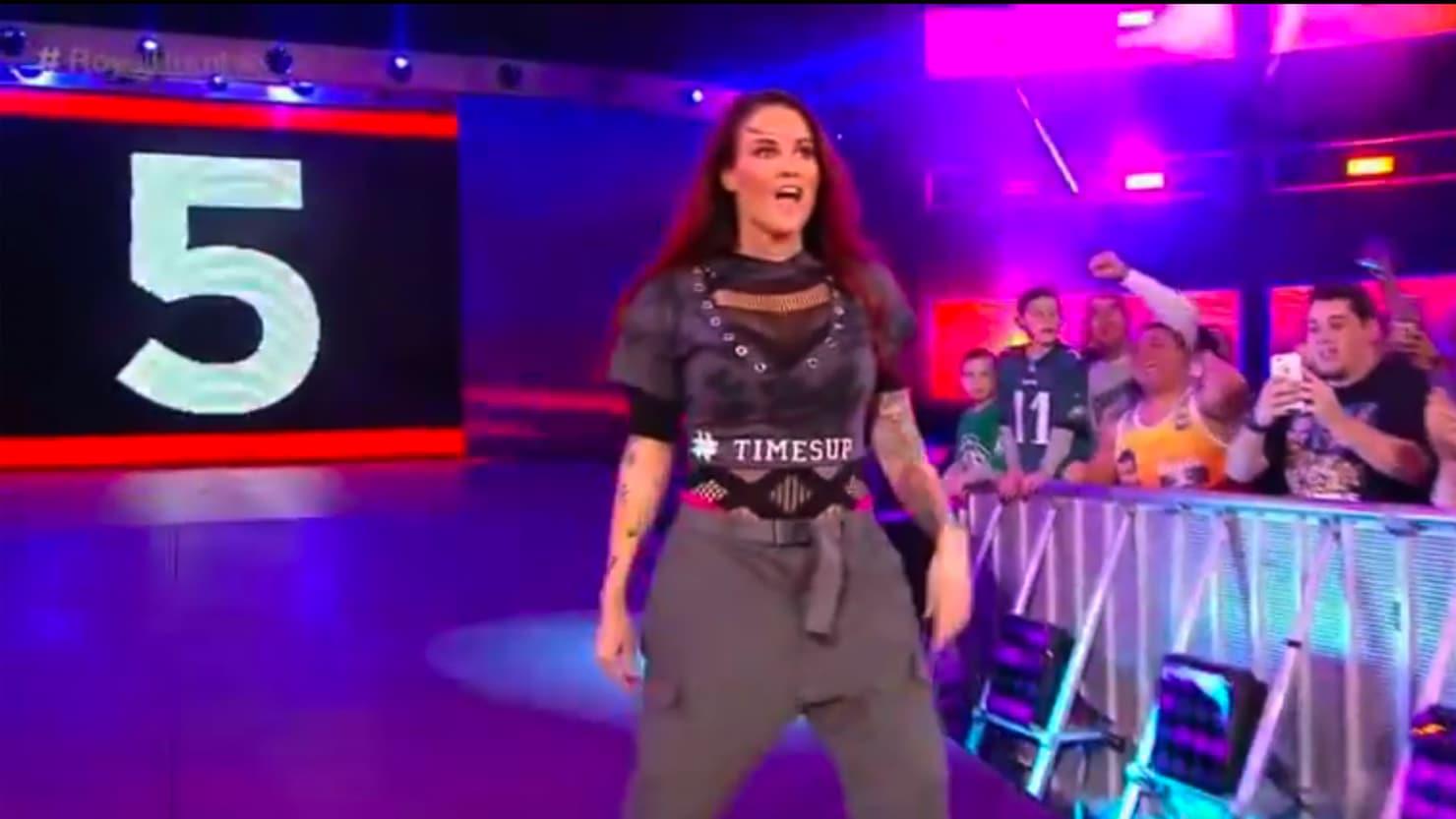 WWE ALUNDRA BLAYZE MADUSA Elite FLASHBACK Series 2 Womens Wrestling Figure B4