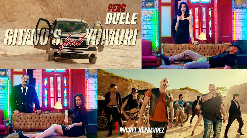 Gitano's & Yumurí - ¨Pero duele¨ - Videoclip - Dirección: Michel Hernández. Portal del Vídeo Clip Cubano