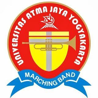 Lambang Marching Band UAJY / Catatan Adi