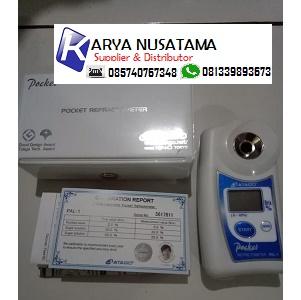 Jual Hand Refraktometer Digital - Atago PAL-3 di Madiun
