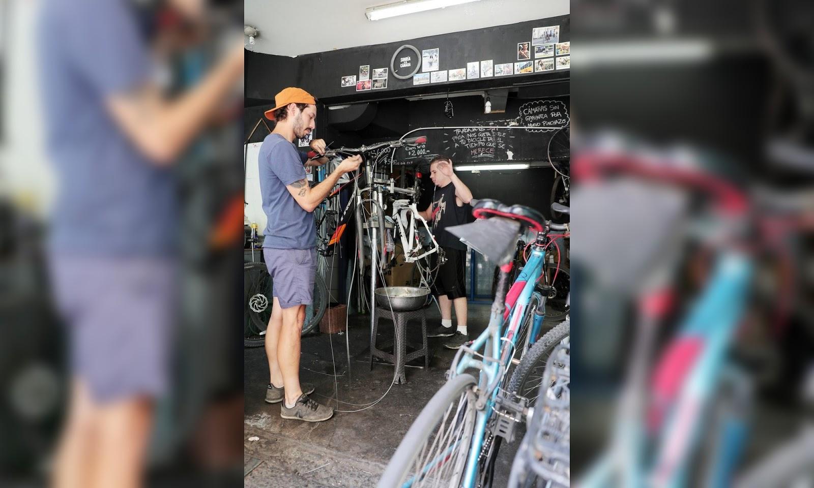Abren cupos para curso gratuito de Mecánico de Bicicletas