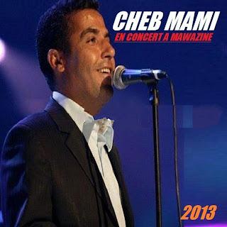 Cheb Mami-Concert A Mawazine