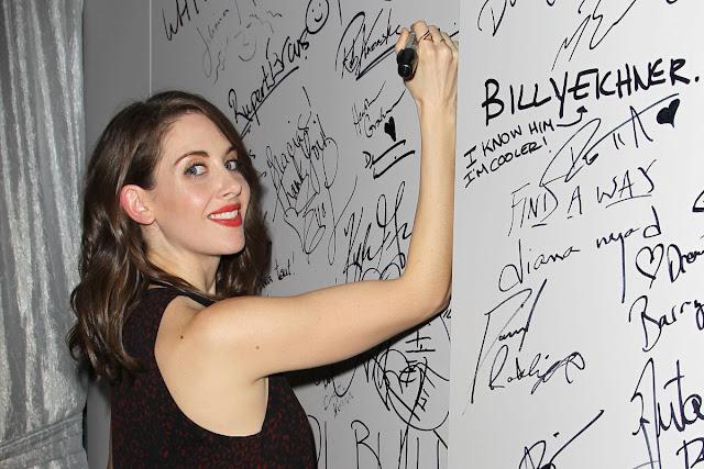 Alison Brie at AOL Build Speaker Series in New York