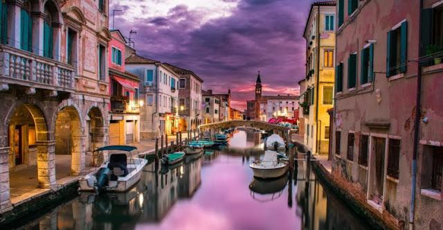 أهم المعالم السياحية التي تستحق الزيارة في فينيسيا