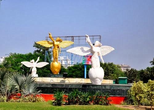 Pari Chowk, Greater Noida
