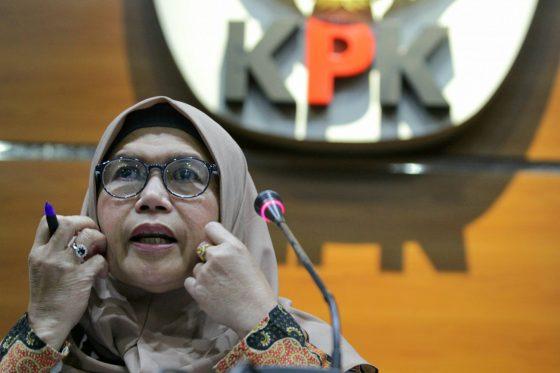 Dilaporkan Novel Baswedan cs ke Dewas, Lili Pintauli: Kerja KPK Tak Menyimpang dari UU!