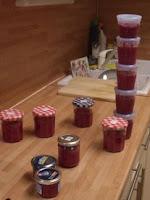 gros stock petits pots pour semaine de travail