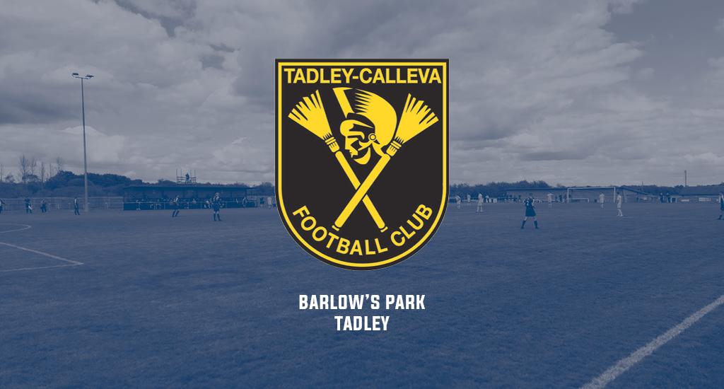 Barlow's Park and Tadley Calleva FC logo