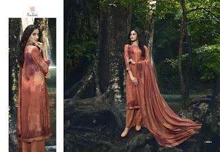 Sudriti Twisha Pashmina Winter Collection