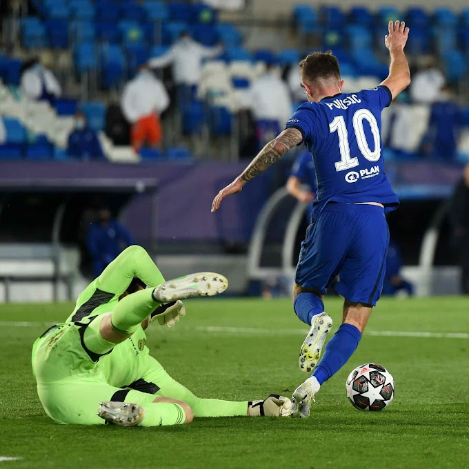 The frustration Real Madrid gave Chelsea