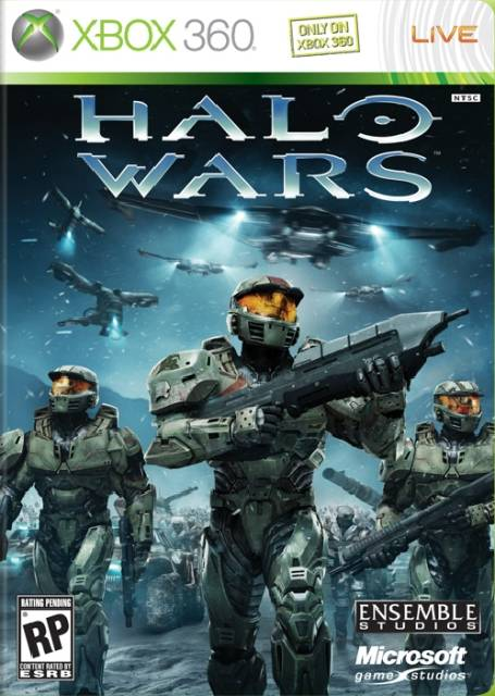 Halo Wars [Jtag/RGH] - Download Game Xbox New Free