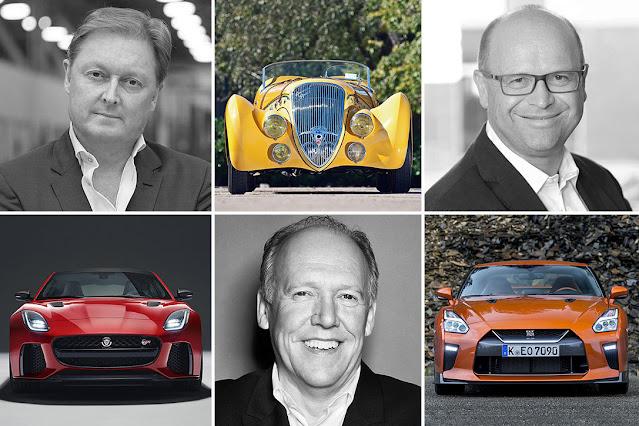 12 Desainer Otomotif Terbaik Sepanjang Masa