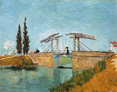 Ponte de Langlois em Arles, 1888