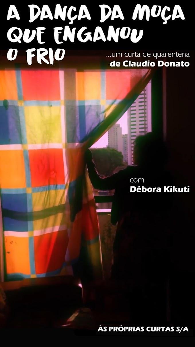A dança da moça que engano o frio - Claudio Donato.