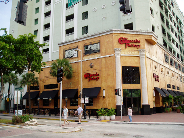 Cheesecake Factory em Fort Lauderdale