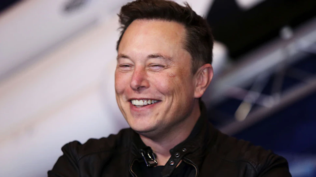Blue Check Calls For Elon Musk To Burn To Death In A Tesla After He Flashed 'OK' Sign During SNL