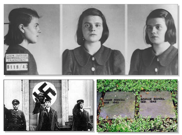 Nazi Guillotine - The Phora