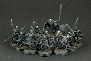 Ulfenwatch and Sepulchral Guard