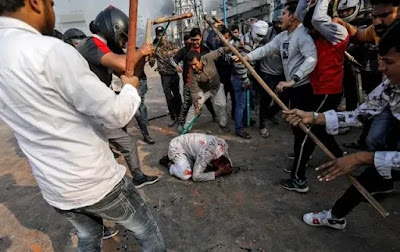 Mohammad Zubair yang Dikepung dan Dipukuli Warga Hindu India