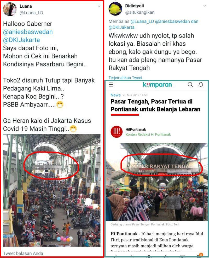 Wah, Ternyata Anies Baswedan Merangkap Gubernur Kalbar!