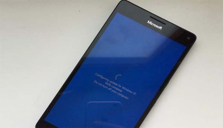Project Windows 10 ARM Untuk Windows Phone Mendapatkan Update Baru