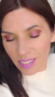 Cuatro maquillajes con LETHAL COSMETICS 12