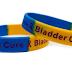 Wristbands to Support Bladder Cancer Awareness