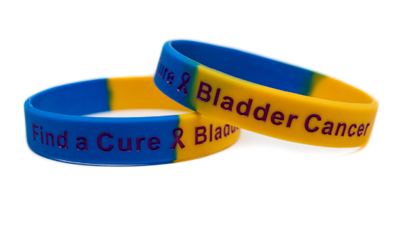 Custom Cancer Support Wristbands
