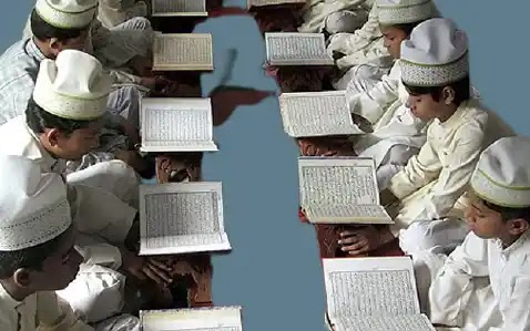 Mainstream of education with contemporary subjects Madrassah