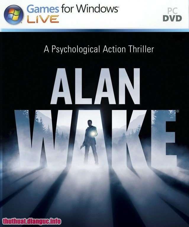 Download Game Alan Wake – Black Box Full Crack Fshare