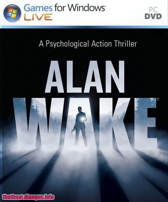 Download Game Alan Wake - Black Box Full Crack Fshare