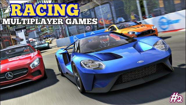 Super Car Racing : Multiplayer