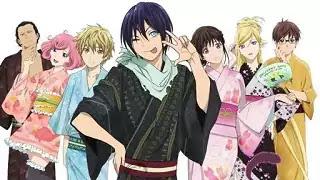 مشاهدة و تحميل جميع حلقات أنمي نوراغامي Noragami الموسم الأول و الثاني مترجمة أون لاين على موقع OT4KU.