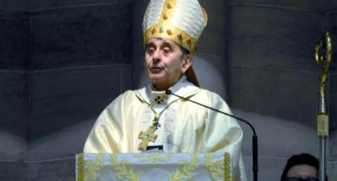 Positivo l'arcivescovo di Milano