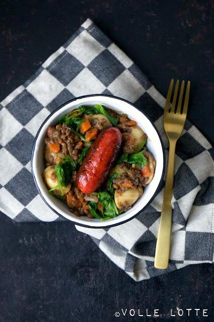 Berglinsen, Herbst, kochen, einfach, lecker, Familienrezept